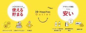 食品や日用品が最大70%オフで購入できる ハピタスアウトレット